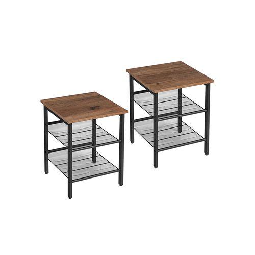 Steel Frame End Tables