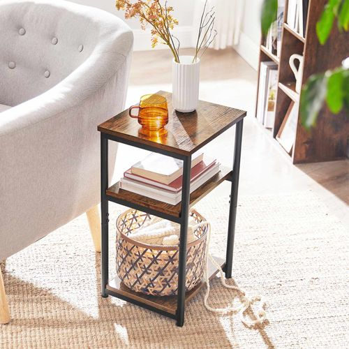 Tall Slim Side Table For Home, Tall Side Tables Living Room