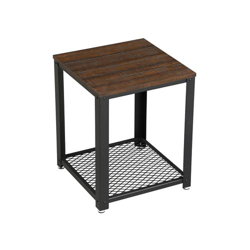 Industrial Style Nightstand