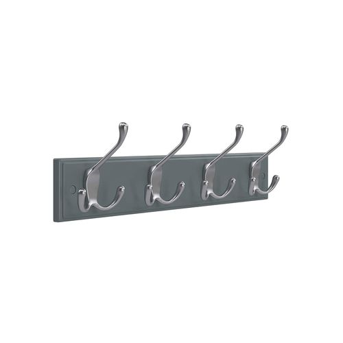 Metal Tri Hook Rack