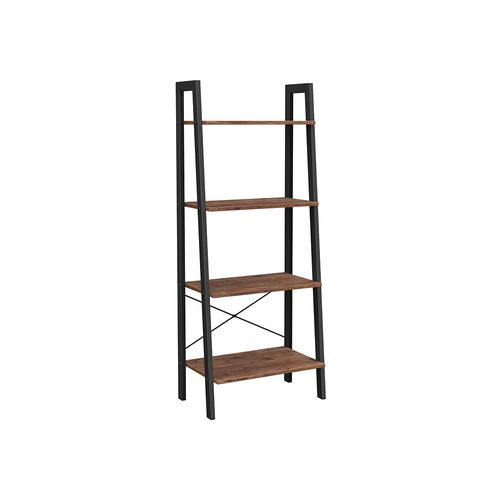 Hazelnut Brown Storage Rack