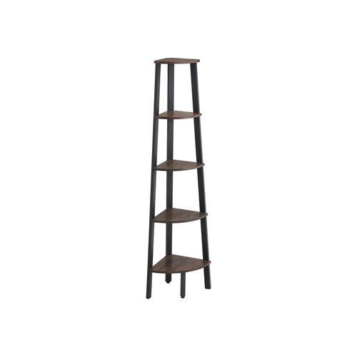 5 Tier Ladder Bookcase