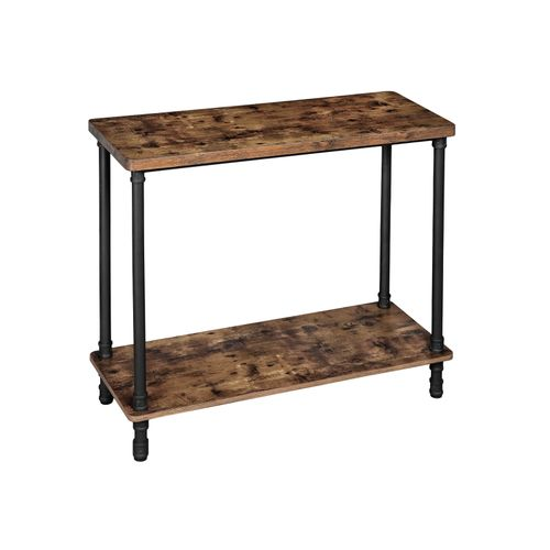 Pipe Legs Console Table