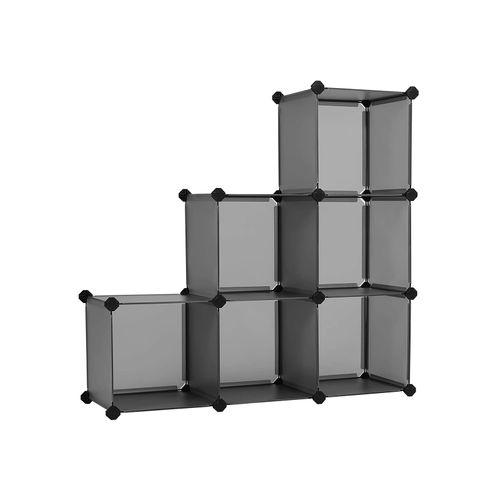 6-Cube Bookshelf