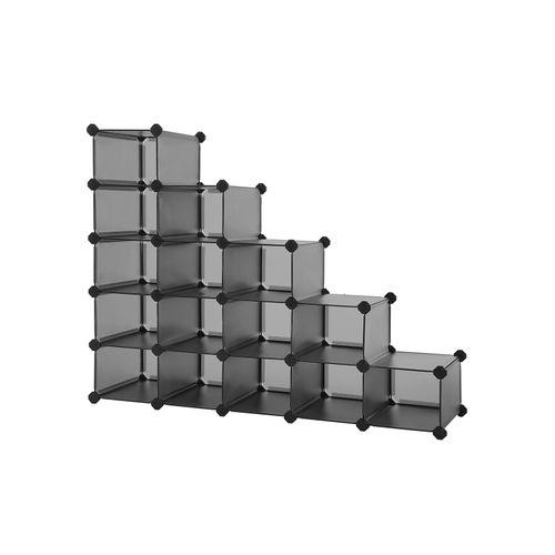 15-Cube Storage Unit