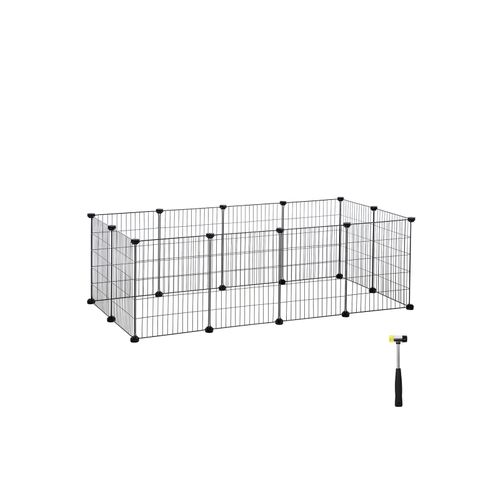 Metal Mesh Pet Playpen