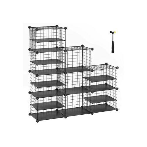 Interlocking Cube Storage Unit