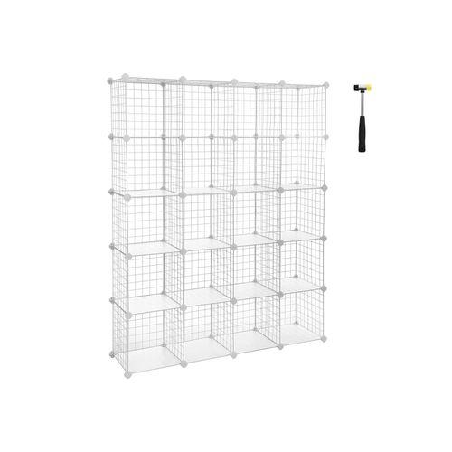 20 Cube Modular Rack