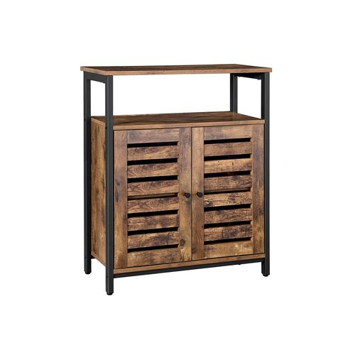 Side Cabinet with Shelf