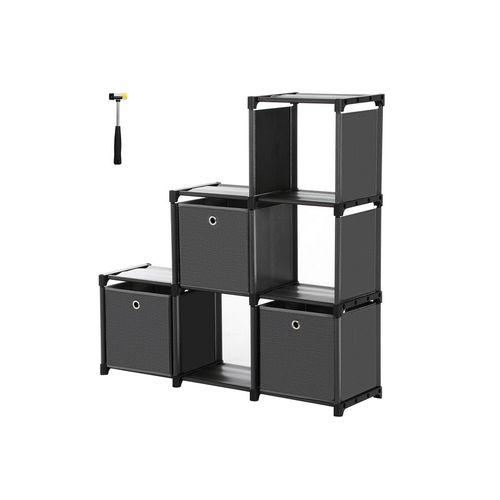 6 Cubes Storage Unit