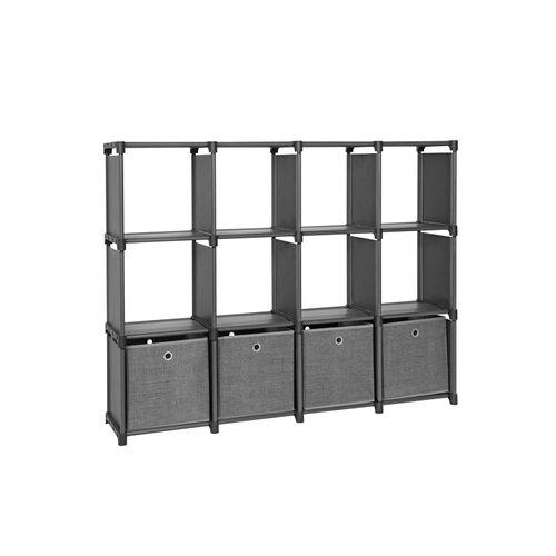 12 Cubes Bookcase