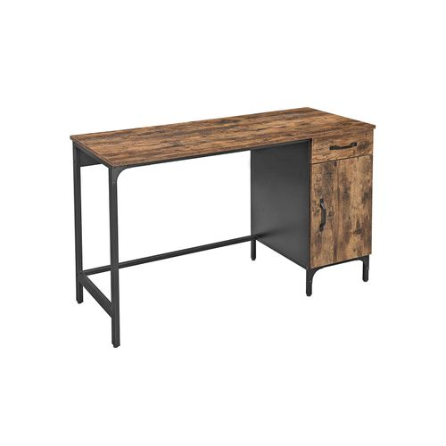 Side Cabinet Computer Desk
