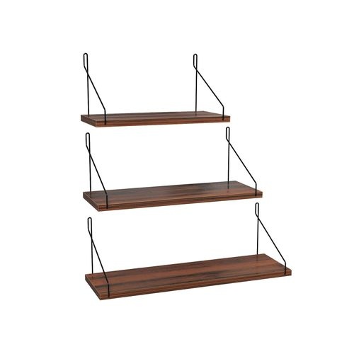 3 Floating Shelf Set