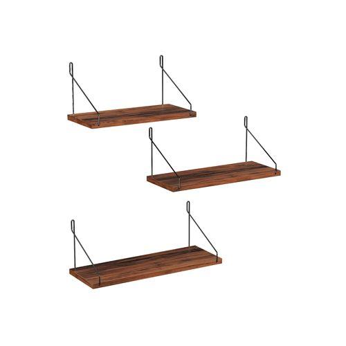 3 Floating Shelves Set
