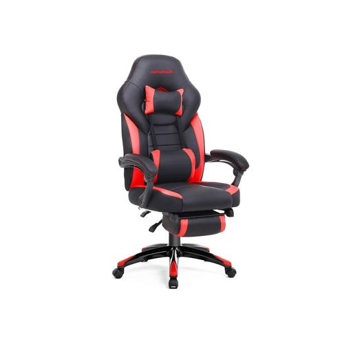 Racing Style Office Chair Black & Red