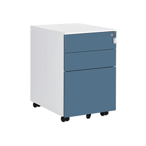 Lockable Drawers File Cabinet