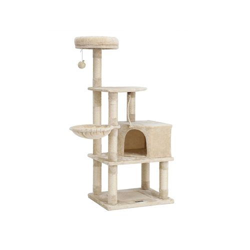 Beige Cat Tree