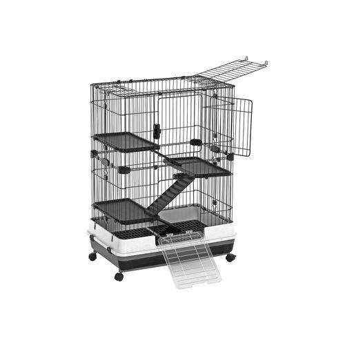 4-Level Pet Cage