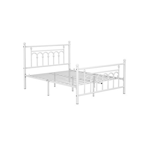 Bed Frame with Footboard