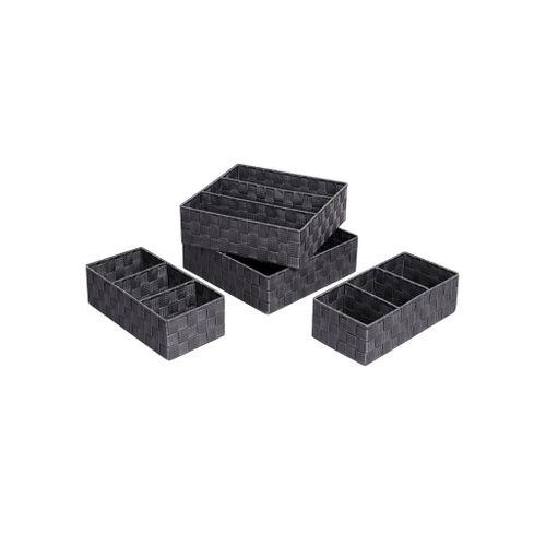 Woven Strap Storage Boxes