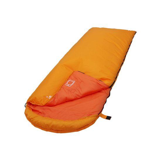Orange Sleeping Bag
