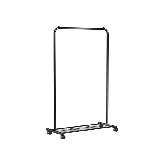 Clothes Rack with Wheels