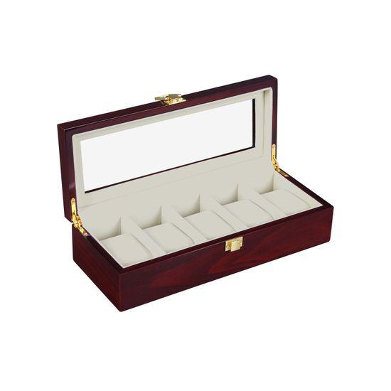 Cherry Wooden Watch Box