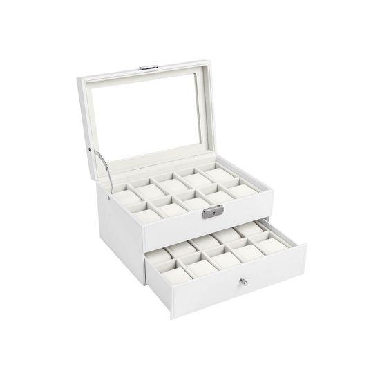 20 Slots Watch Box