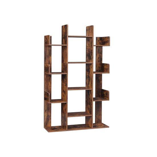 13 Storage Shelves Bookcase