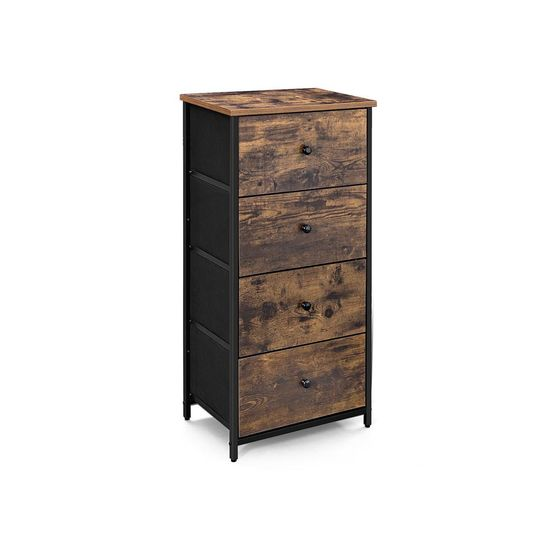 Rustic Vertical Dresser Tower