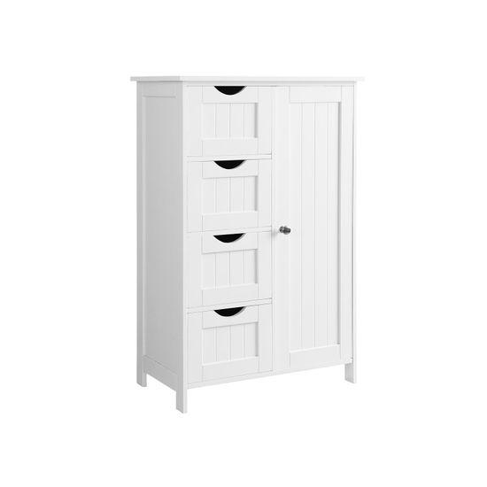 Side Drawers Storage Cabinet