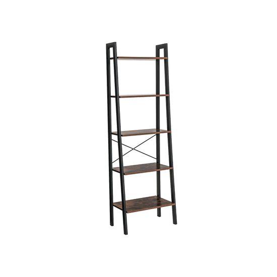 5 Tiers Ladder Shelf