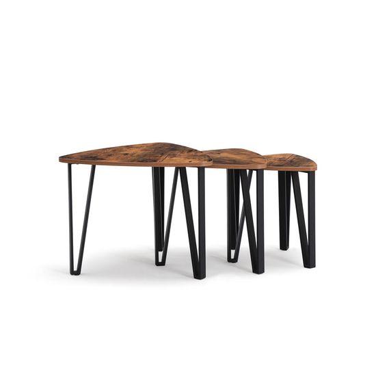 3 Pieces Vintage Table