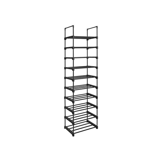 10 Shelves Shoe Rack