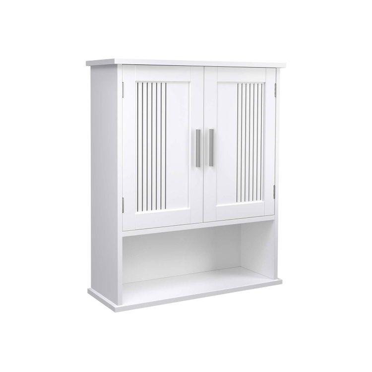 Adjustable Shelf Wall Cabinet