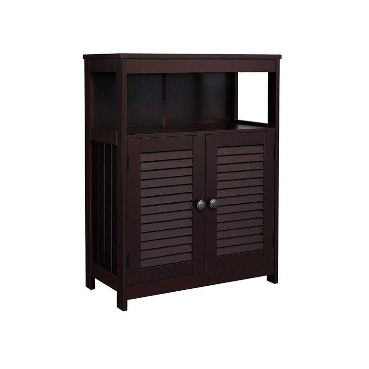 Double Shutter Door Cabinet