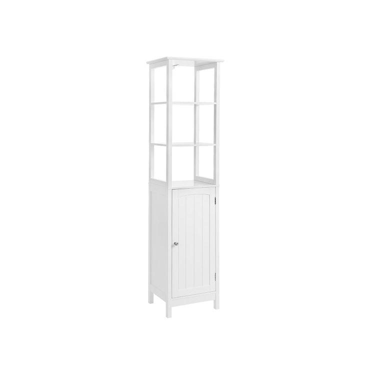 Floor Cabinet with Shelf
