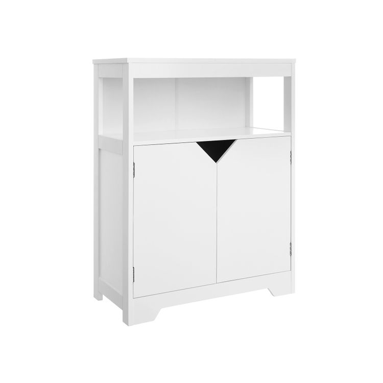 Marble Like Countertop Cabinet