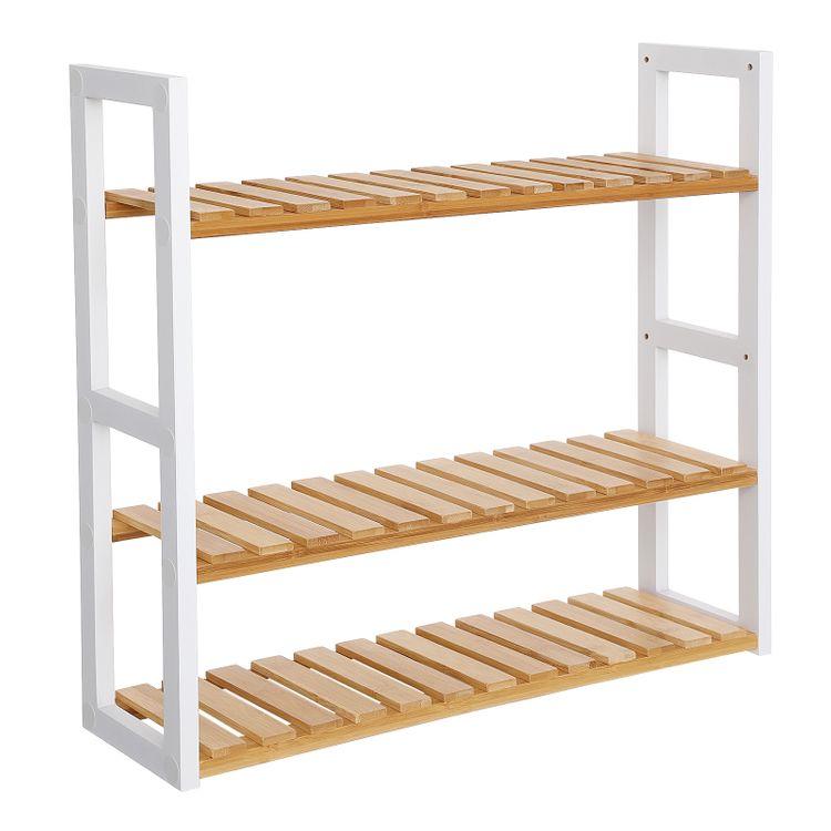 Adjustable Layer Bathroom Shelf