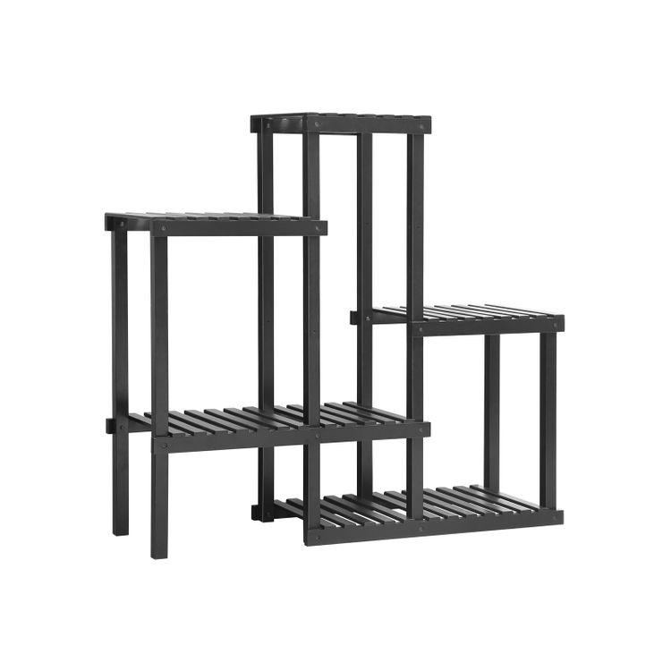 Bamboo Multi Storage Shelf