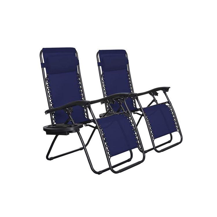Patio Lounge Chair Set