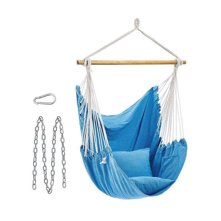 Hammock Chair Blue