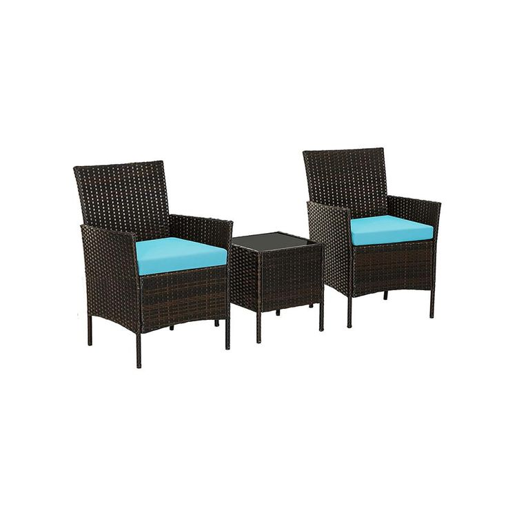 Small Patio Furniture Set