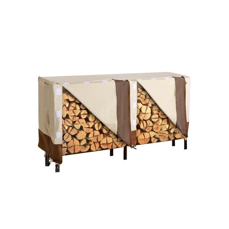 Waterproof Log Rack Cover
