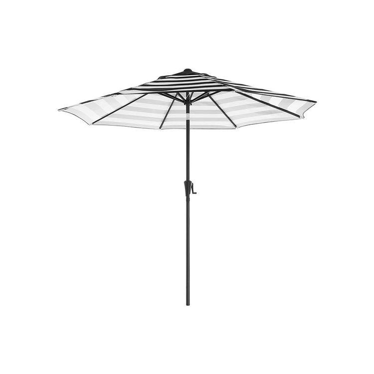 8 Ribs Patio Umbrella