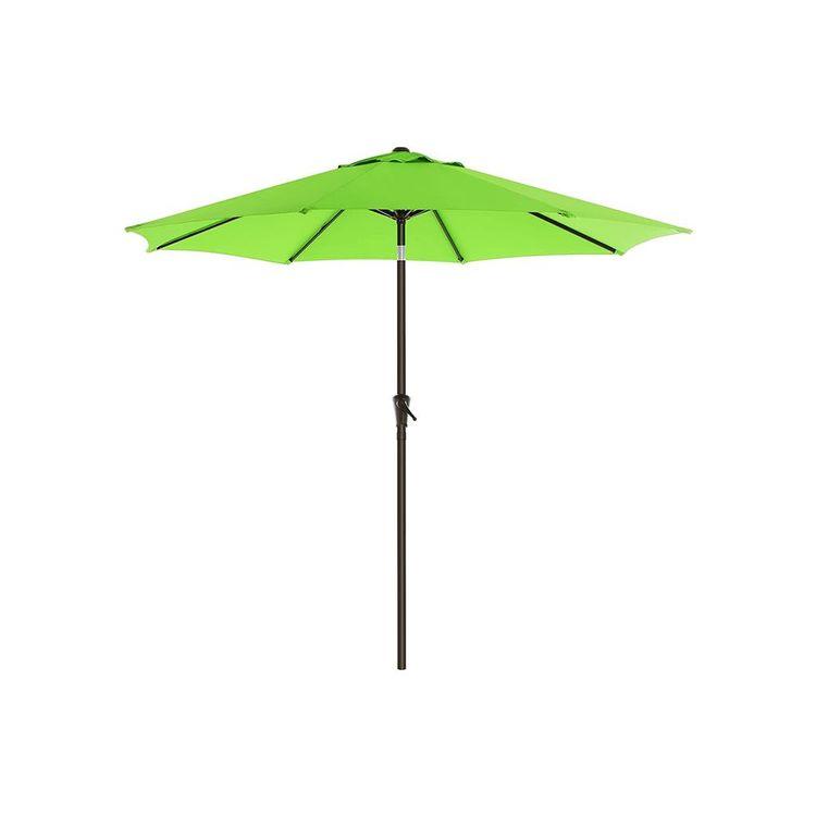 Tilt 9ft Patio Umbrella