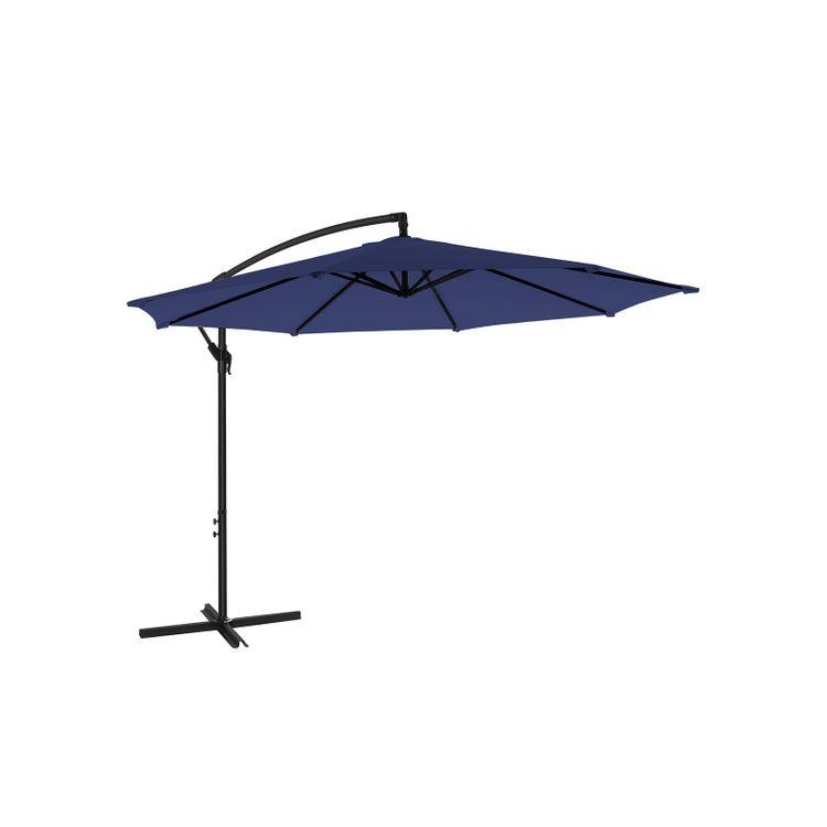 Outdoor Umbrella Navy Blue