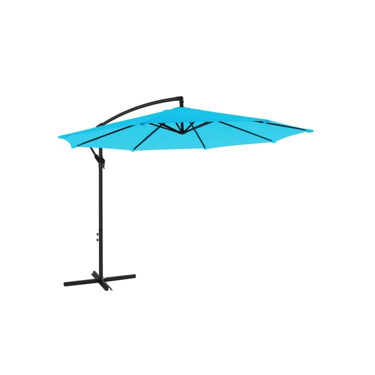 Outdoor Umbrella Lake Blue