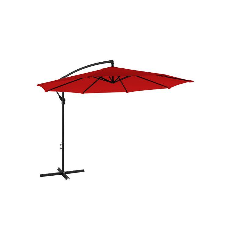 Outdoor Umbrella Red