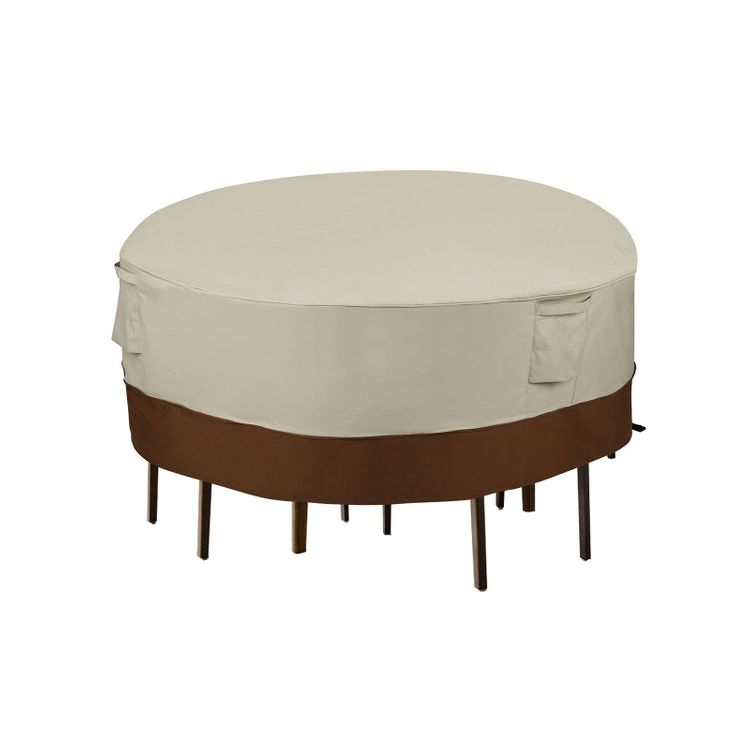 Outdoor Round Patio Table